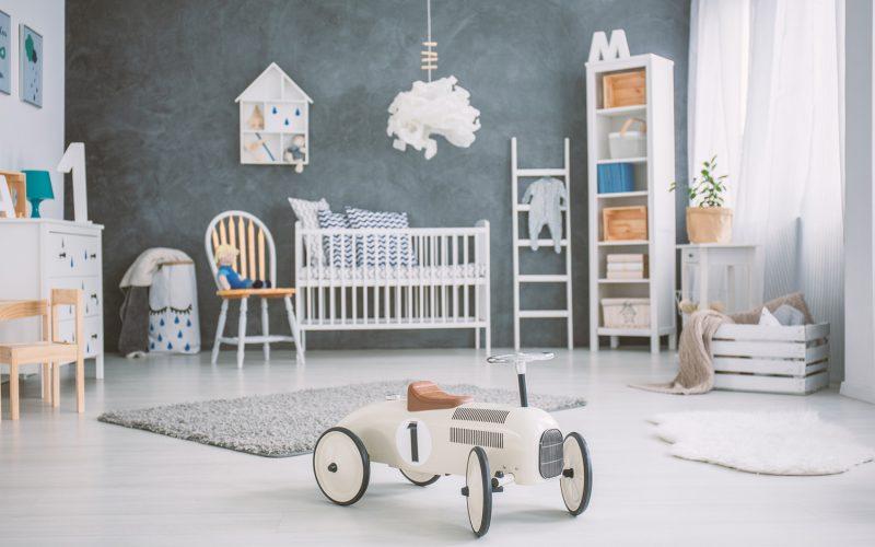 Kinderkamer Ideeen Auto : Kinderkamer interieur inrichting