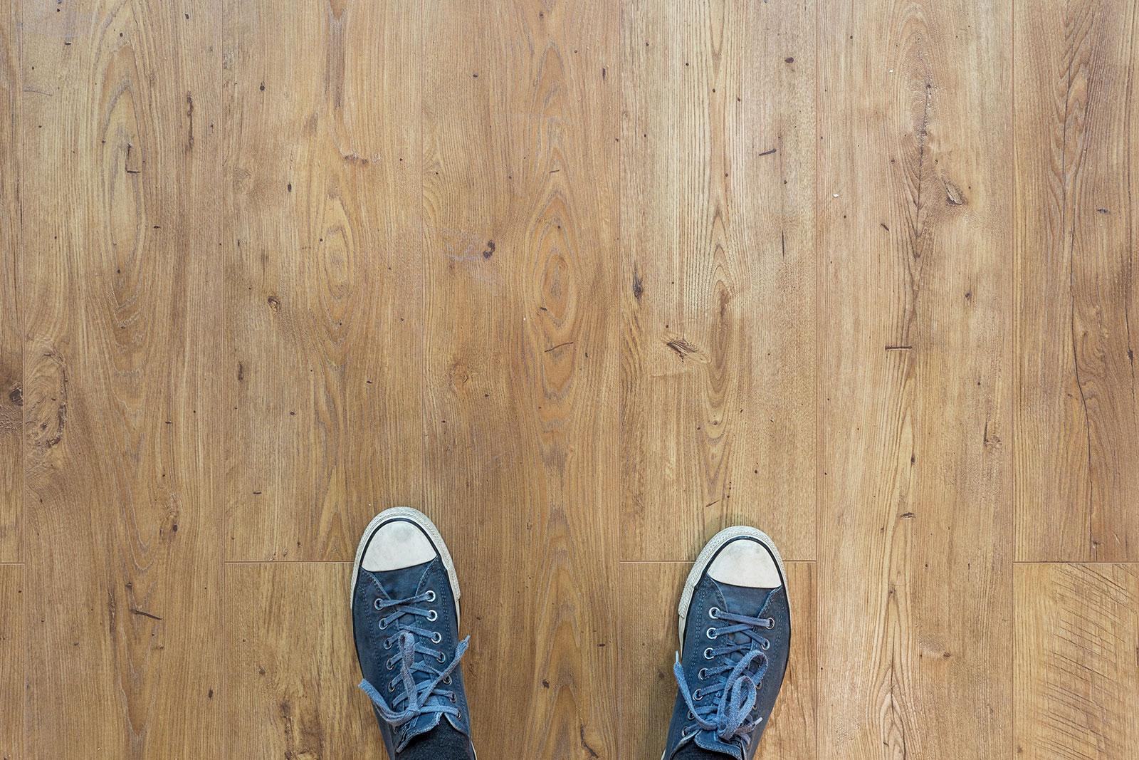 houten vloer