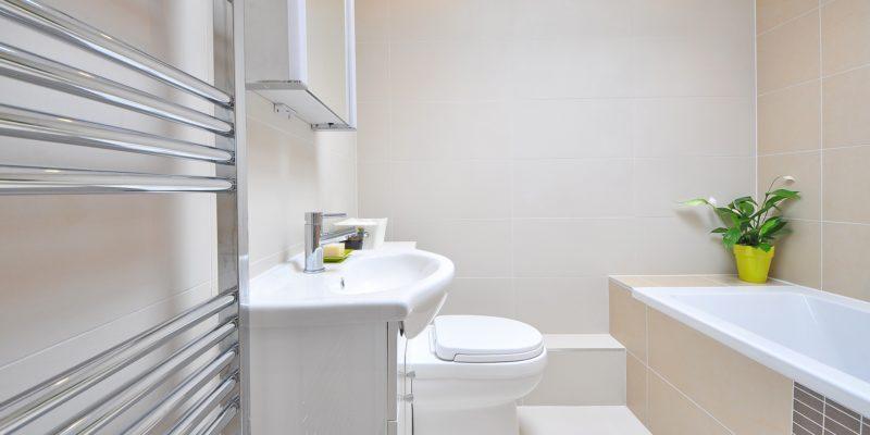 ruimte besparen badkamer